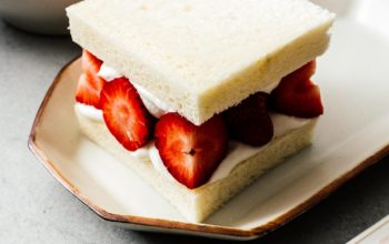 sandwiches strawberry